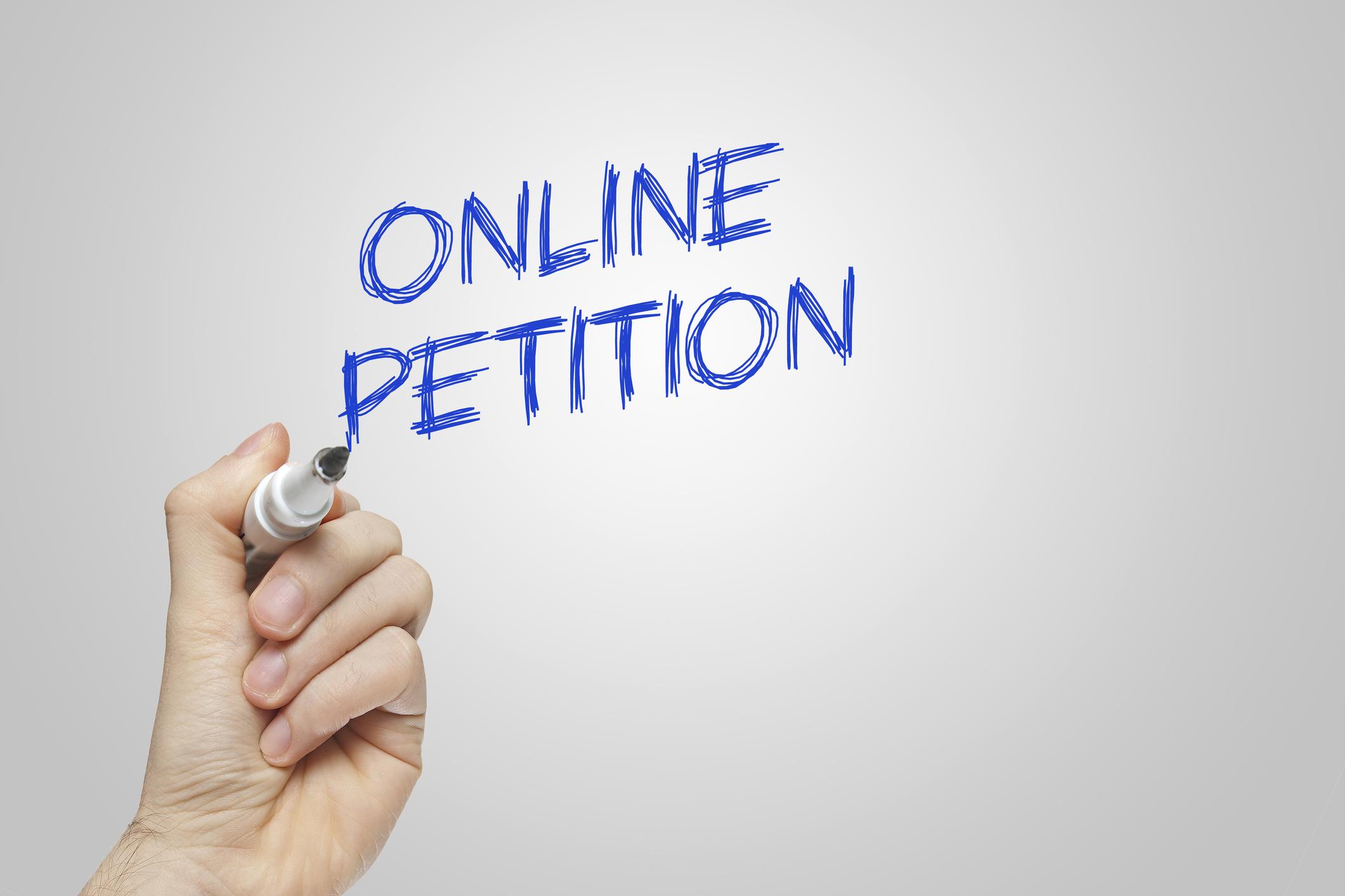 Online Petition Notarzt