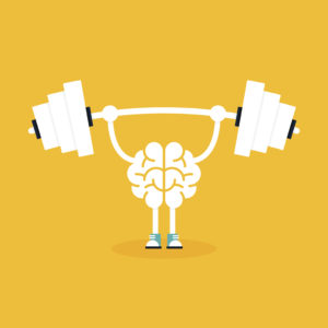 Brain training with weightlifting