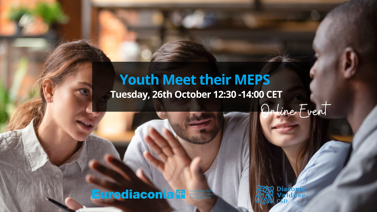 Youth Meet their MEPs